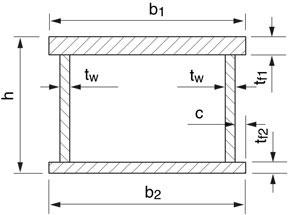 asymmetric-box-girder