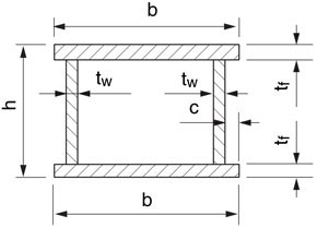 symmetric-box-girder